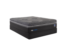 Picture of Sealy Hybrid Silver Chill Plush Mattress