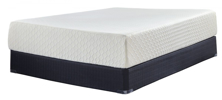"Picture of Sierra Sleep 12"" Chime Memory Foam Mattress"