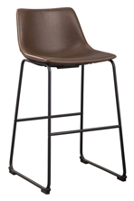 """Picture of Centiar Brown 30"""" Barstool"""