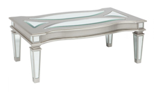 Picture of Tessani Silver Cocktail Table