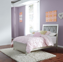 Picture of Olivet Twin Panel Bed