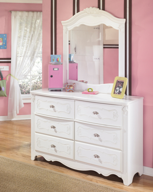 Picture for category Kids Dressers & Mirrors
