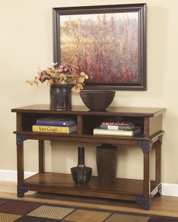 Picture of Murphy Console Sofa Table
