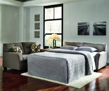 Picture of Tibbee Slate Full Sofa Sleeper