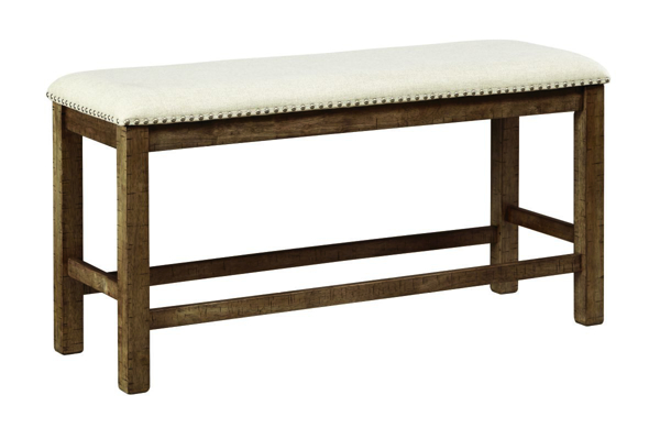 "Picture of Moriville 24"" Upholstered Bench"