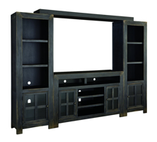 Picture of Gavelston 4-Piece Entertainment Wall Unit