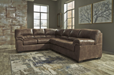 Picture of Bladen Coffee 3 Piece Left Arm Facing Sectional