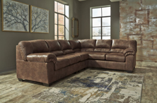 Picture of Bladen Coffee 3 Piece Right Arm Facing Sectional