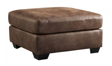 Picture of Bladen Coffee Oversized Accent Ottoman