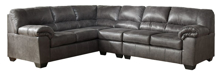 Picture of Bladen Slate 3 Piece Left Arm Facing Sectional