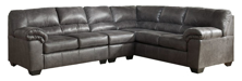 Picture of Bladen Slate 3 Piece Right Arm Facing Sectional