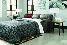 Picture of Bladen Slate Full Sofa Sleeper
