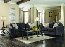 Picture of Alenya Charcoal 2-Piece Living Room Set