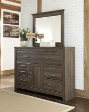 Picture of Juararo Dresser & Mirror