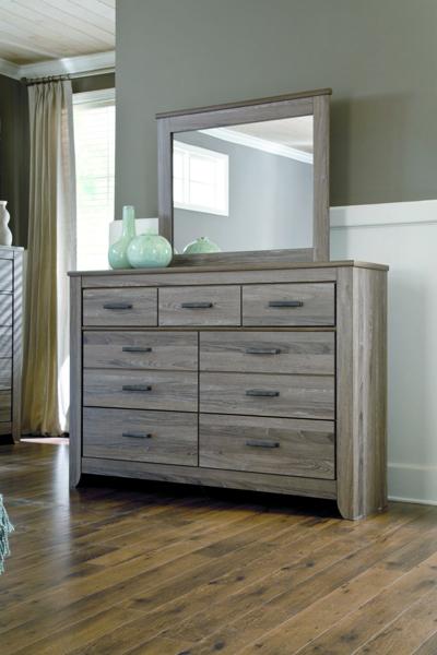 Picture of Zelen Dresser & Mirror