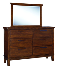 Picture of Ralene Dresser & Mirror