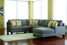 Picture of Chamberly 4 Piece Right Arm Facing Sectional