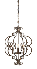 Picture of Kanab Metal Pendant Light
