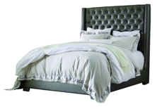 Picture of Coralayne King Upholstered Bed