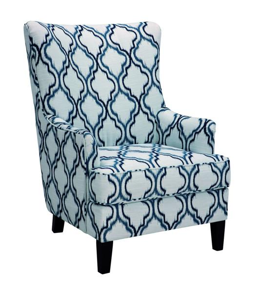 Lavernia Indigo Accent Chair Chairs Furniture Deals Online