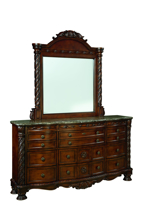 Picture of North Shore Dresser & Mirror