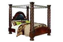 Picture of North Shore King Poster Bed