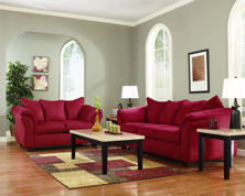 Picture of Darcy Salsa 2-Piece Living Room Set