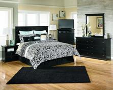 Picture of Maribel 4-Piece Queen Headboard Bedroom Set