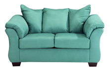 Picture of Darcy Sky Loveseat