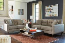 Picture of Dahra Jute 2-Piece Living Room Set