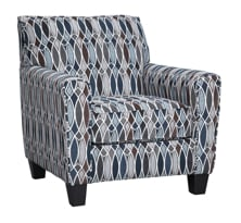 Picture of Creeal Height Ink Accent Chair