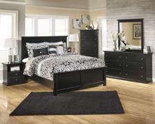 Picture of Maribel 6-Piece Queen Panel Bedroom Set