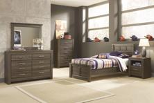 Picture of Juararo 6-Piece Twin Panel Bedroom Set