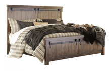 Picture of Lakeleigh King Panel Bed