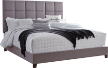 Picture of Gerber King Upholstered Bed