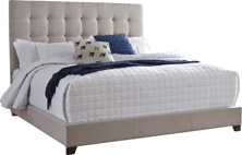 Picture of Vega King Upholstered Bed