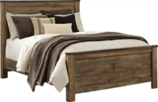 Picture of Trinell King Panel Bed