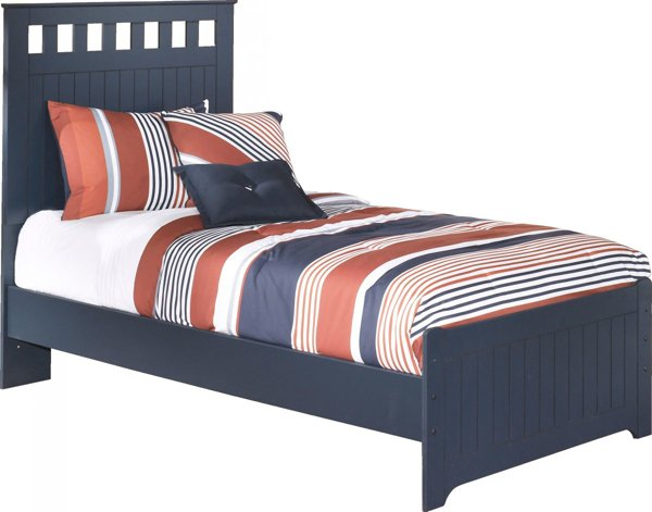 Picture of Leo Twin Panel Bed