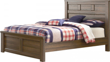 Picture of Juararo Full Panel Bed