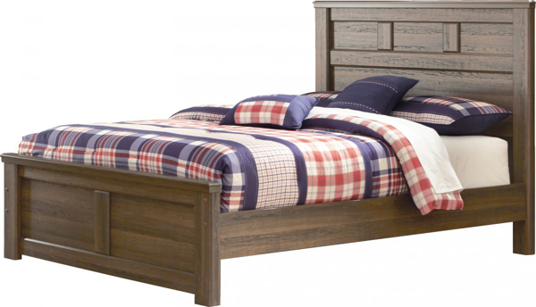 Picture of Juararo Full Panel Bed