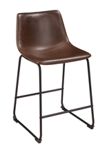 "Picture of Centiar Brown 24"" Barstool"