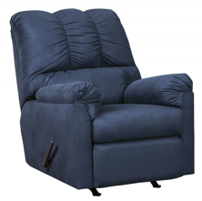 Picture of Darcy Blue Rocker Recliner