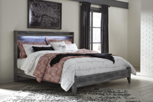Picture of Baystorm King Panel Bed