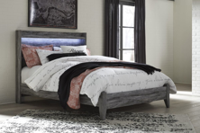 Picture of Baystorm Queen Panel Bed