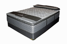 Picture of Spring Air Epic II Eurotop Mattress