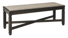 Picture of Tyler Creek Upholstered Bench
