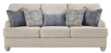 Picture of Traemore Linen Sofa