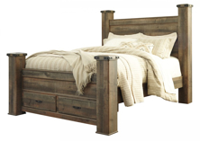 Picture of Trinell Queen Storage Bed