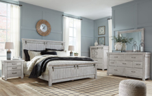 Picture of Brashland 6-Piece Queen Panel Bedroom Set