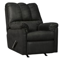 Picture of Darcy Black Rocker Recliner